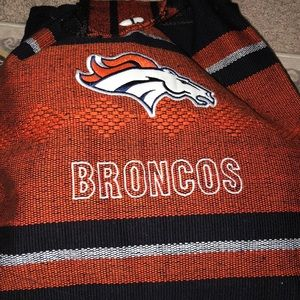 Denver Broncos pack back brand new tweed